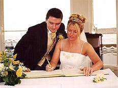 firma boda